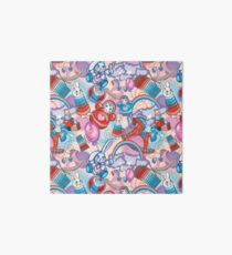 Children's Toys Colorful Cute Pattern and Illustration Art Board