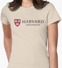 Harvard University Hoodie! Women's Fitted T-Shirt