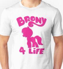 Brony 4 Life - T-shirt Unisex T-Shirt