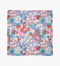 Children's Toys Colorful Cute Pattern and Illustration Scarf
