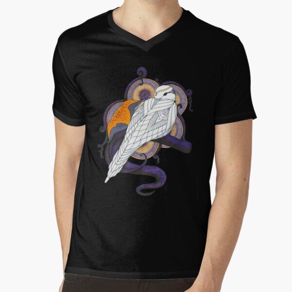 Dove V-Neck T-Shirt