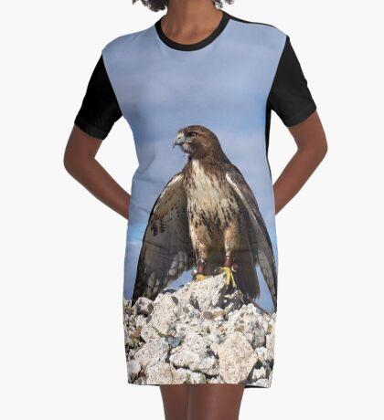 Griffon 14 Graphic T-Shirt Dress