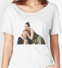 phantom thread reynolds and alma Women's Relaxed Fit T-Shirt