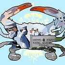 Cobblestone Crabs - Naval Academy by DougPop