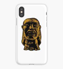 Indiana Jones Idol - T-shirt iPhone Case