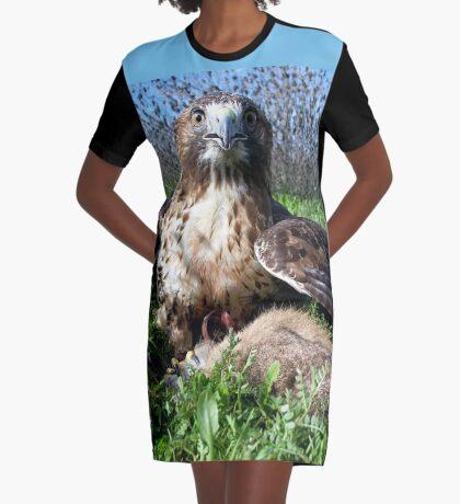 Griffon 17 Graphic T-Shirt Dress