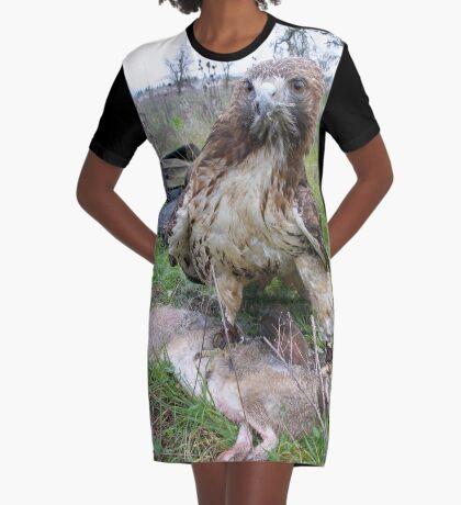 Griffon 18 Graphic T-Shirt Dress