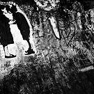 Graffiti Kiss by Paul Scrafton