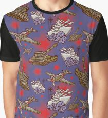 Military Forces Graphic T-Shirt