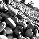 Stones Black&White by TLWhite