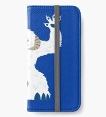 Cute Wampa - T-shirt iPhone Wallet/Case/Skin