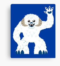 Cute Wampa - T-shirt Canvas Print