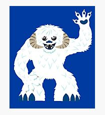 Cute Wampa - T-shirt Photographic Print