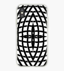 Character, letter, sign, type, o, 0, circle, range, round, lap, disk, disc iPhone Case