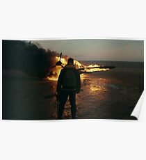 Dunkirk Spitfire Poster