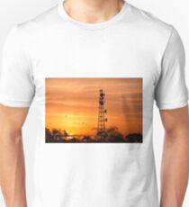 Radio Tower in Queensland Unisex T-Shirt