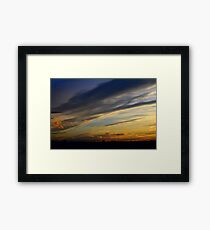 The Chase has returned! *dedicated to GOD* Framed Print