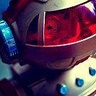 Retrobot by Paul Scrafton