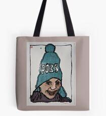 Winterportrait 3 Tote Bag