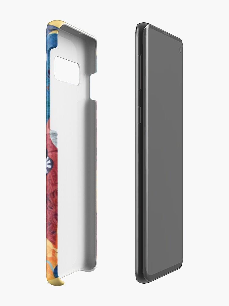 Alternate view of Creatures Z Case & Skin for Samsung Galaxy
