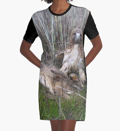 Griffon 22 Graphic T-Shirt Dress