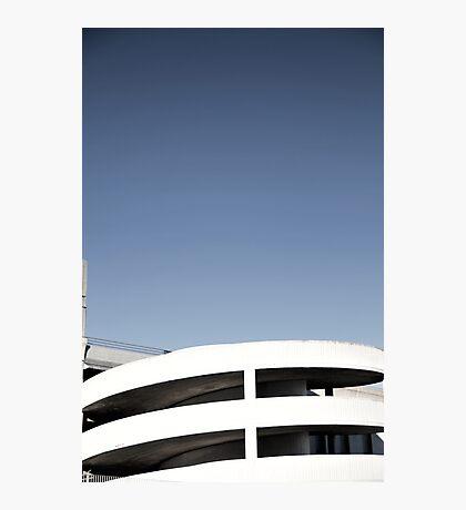 Spiraling  Photographic Print