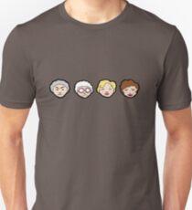 Emoji Golden Girls Unisex T-Shirt
