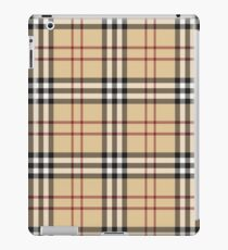 burberry funny iPad Case/Skin