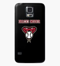 The D-backs,The Snakes,The Rattlesnakes,The Diamondback Rattlesnake American's Baseball Teams 8 Case/Skin for Samsung Galaxy