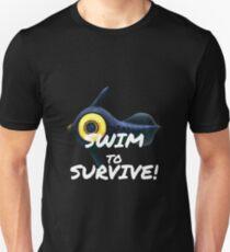 Subnautica Game - Swim to Survive Art Unisex T-Shirt