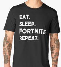 Eat. Sleep. Fortnite. Repeat. Men's Premium T-Shirt