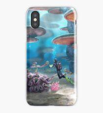 Subnautica Game - Art iPhone Case/Skin