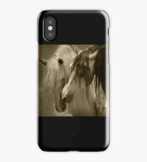 The beauty of the Horse.  iPhone Case