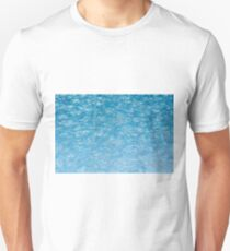 Winter frosted glass 2 Unisex T-Shirt