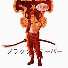 Red Yami Sukehiro. by barnieeaglewood