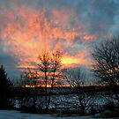Fire In The Sky by Creative Captures