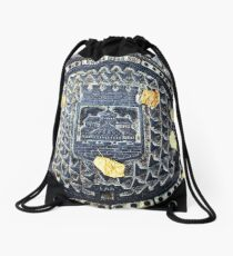 Coat Of Arms Drawstring Bag