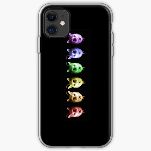 Queer Cats iPhone Soft Case