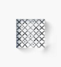 Brush Acrylic Block
