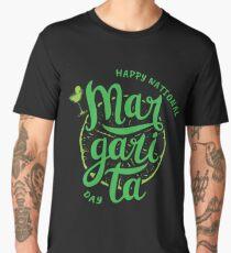 National Margarita Day Men's Premium T-Shirt