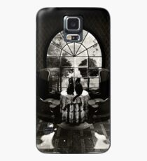 Room Skull Case/Skin for Samsung Galaxy