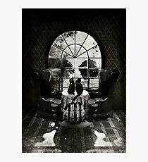 Room Skull Photographic Print