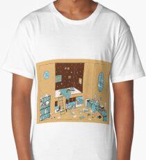 Sloth (Seven Sins Series) Long T-Shirt