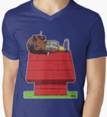 Snoop Men's V-Neck T-Shirt