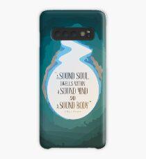 A Sound Soul Case/Skin for Samsung Galaxy