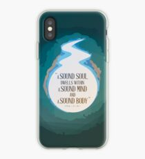 Eine gesunde Seele iPhone-Hülle & Cover