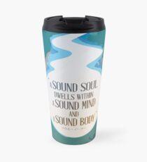 A Sound Soul Travel Mug