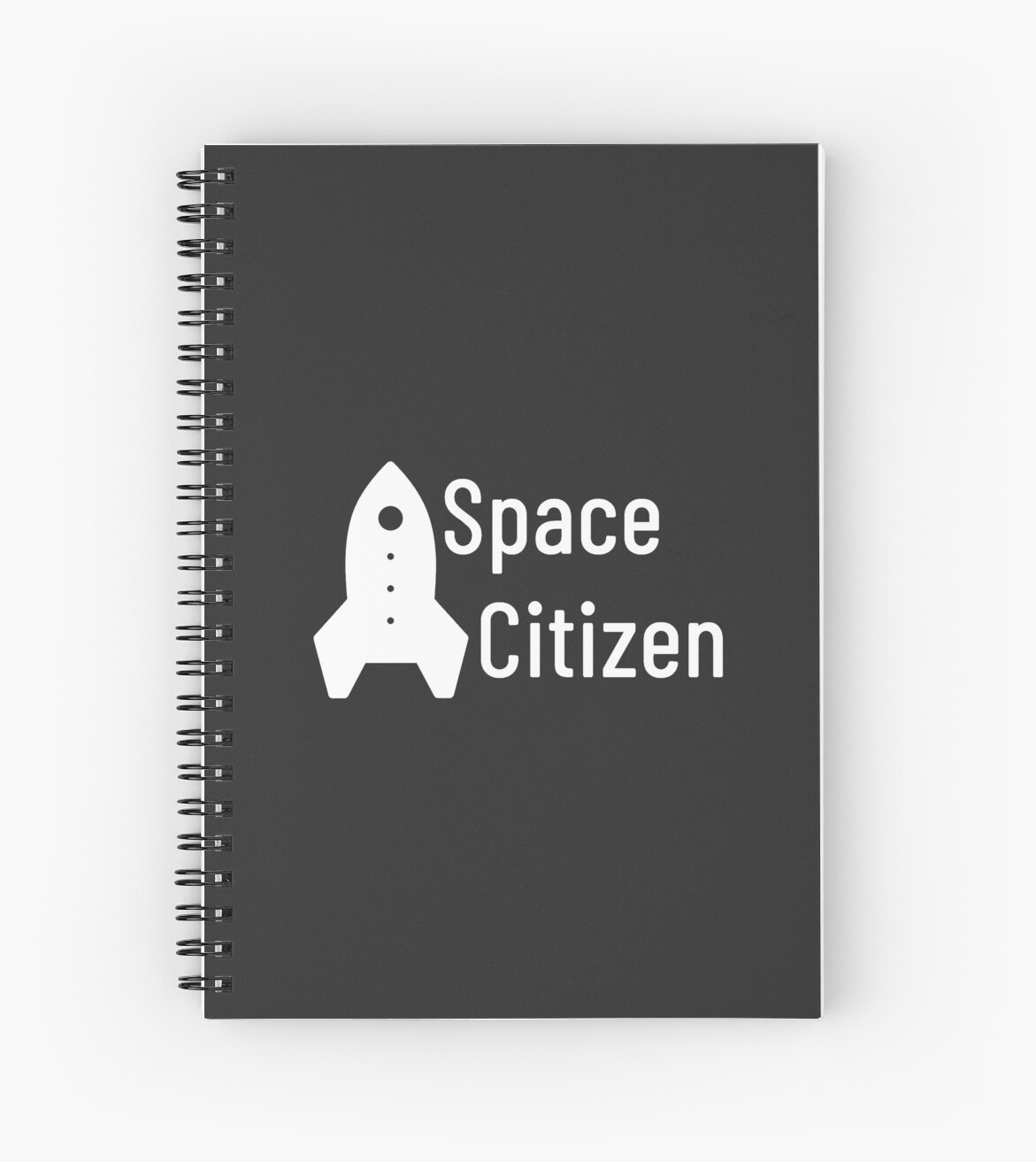 Space Citizen White by spacecitizen