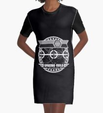 The Spacing Guild - Inspired by Dune Graphic T-Shirt Dress