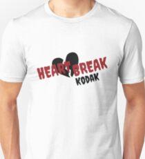 Heart Break Kodak Unisex T-Shirt